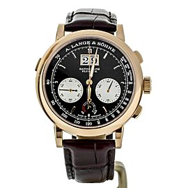 A.Lange & Sohne Datograph Up/Down Rose Gold 41mm 405.031 Complete Set