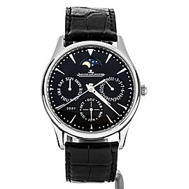 Jaeger LeCoultre Master Ultra Thin Perpetual Calendar Q1308470 39mm Full Set