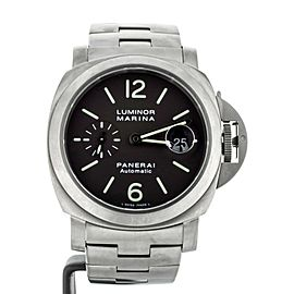 Panerai Luminor Marina Titanium Tobacco dial 44mm PAM00296