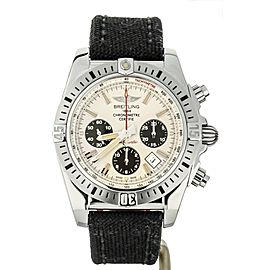 Breitling chronomat stainless steel 44mm ab011546/6786 full set