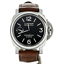 Panerai Luminor Marina PAM510 44mm Manual Wind Complete set