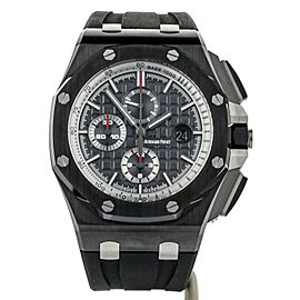 AUDEMARS PIGUET ROYAL OAK OFFSHORE 44MM CERAMIC FULL SET 26405CE.OO.A002CA.01