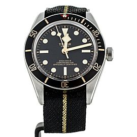 TUDOR BLACK BAY FIFTY-EIGHT ON NATO 39MM COMPLETE SET REF 79030N