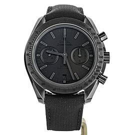 OMEGA SPEEDMASTER DARK SIDE OF THE MOON 44MM BLACK BLACK FULL SET 31192445101005