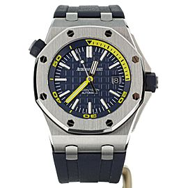 Audemars Piguet Royal Oak Offshore Diver Blue Dial 15710ST.OO.A027CA.01 42mm