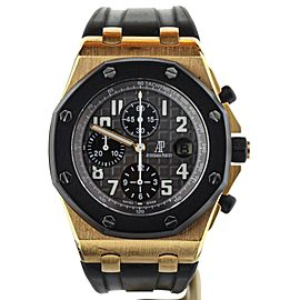 Audemars Piguet Royal Oak Offshore Rubberclad Rose 42mm 26178K.OO.D002CA.01