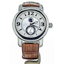 Ulysse Nardin Macho Palladium 43x40mm 278-70-8M-609 Watch Only