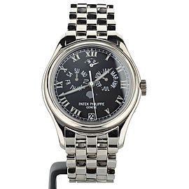 Patek Philippe 5036/1G White Gold 37mm box and archive papers