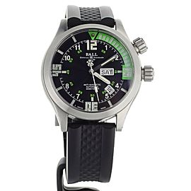 Ball Engineer Master II Diver Black Green 42mm DM1020A-PAJ-BKGR Full Set
