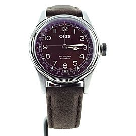 ORIS BIG CROWN POINTER DATE SS 40mm 01-754-7741-4068 FULL SET