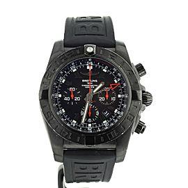 Breitling Chronomat GMT Black Stainless Steel Black 47mm MB041310/BC78 full set