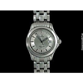 Omega Seamaster 120M Professional Divers SS Steel Watch - Mint w/ Tag & Warranty