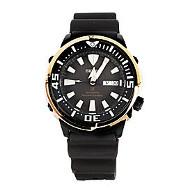 SEIKO ASIA PROSPEX DIVER TURTLE LIMITED EDITION 700/2200 SRPD14K1 50MM FULL SET