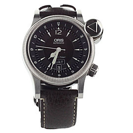 ORIS FLIGHT TIMER DAY DATE GMT 42MM AUTOMATIC 01 635 7568 4064-07 5 21 55