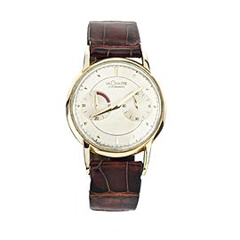 LECOULTRE FUTUREMATIC VINTAGE WATCH 10K GOLD PLATED 35MM