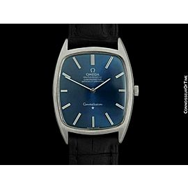1969 OMEGA Constellation Chronometer Vintage Mens SS Steel - Mint with Warranty