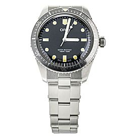 ORIS DIVER SIXTY FIVE HODINKEE STAINLESS STEEL 40MM 01 730 7757 4083 FULL SET