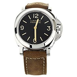 Panerai Luminor Base Special Edition Stainless Steel 44mm Manual PAM390 Full Set