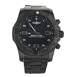 Breitling B55 Night Mission Titanium Black Dial 46mm VB5510H1/BE45 Full Set