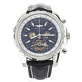 Breitling for Bentley Mulliner Chronograph Tourbillon White Gold 49mm L18841