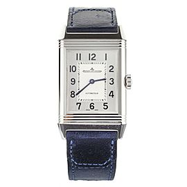 Jaeger LeCoultre Reverso Classic Automatic Q3828420 Stainless Steel Full Set