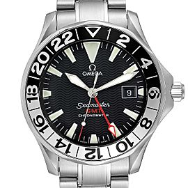 Omega Seamaster GMT Gerry Lopez Limited Edition Watch 2536.50.00