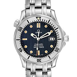Omega Seamaster 300m Midsize 36mm Steel Mens Watch 2562.80.00