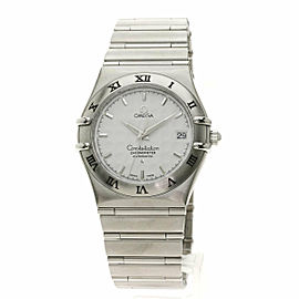 OMEGA 1506-20 Constellation Stainless Steel/Stainless Steel Arnie Els model Watch TNN-2055
