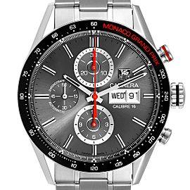 Tag Heuer Carrera Monaco Grand Prix Chronograph Mens Watch CV2A1M