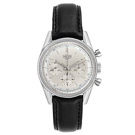 Tag Heuer Carrera Re-Edition Chronograph Steel Mens Watch CS3110
