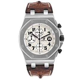 Audemars Piguet Royal Oak Offshore Safari Chronograph Mens Watch 26170ST