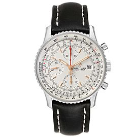 Breitling Navitimer Heritage White Dial Mens Watch A13324 Box Papers Unworn