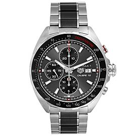 Tag Heuer Formula 1 Calibre16 Chronograph Steel Mens Watch CAZ2012