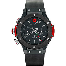 Hublot Big Bang 309G.CM.110 Black Ceramic with Black Dial 44.5mm Mens Watch