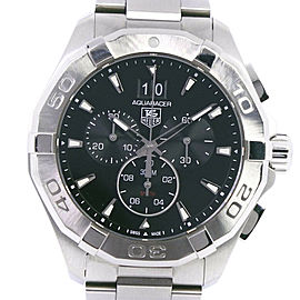 TAG HEUER CAY1110.BA0927 Aqua racer Stainless Steel Watch