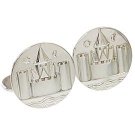 Georg Jensen 925 Sterling Silver Number 68 Design Cufflinks