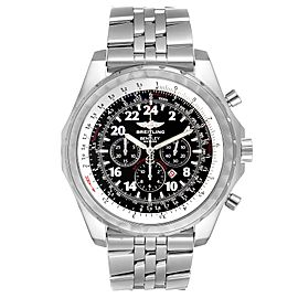 Breitling Bentley Lemans Chronograph Limited Edition Mens Watch A22362