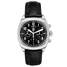 Tag Heuer Monza Calibre 36 Chronograph Steel Mens Watch