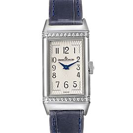 Jaeger LeCoultre Reverso Diamond Ladies Watch 201.8.47 Q3288420