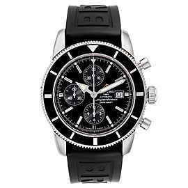 Breitling SuperOcean Heritage Chrono 46 Black Dial Mens Watch A13320