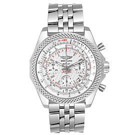 Breitling Bentley B06 Silver Dial Chronograph Watch AB0612
