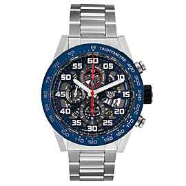 Tag Heuer Carrera Red Bull Racing Steel Mens Watch CAR2A1K