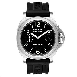 Panerai Luminor Marina 44mm Automatic Steel Mens Watch PAM00164