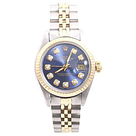 Rolex Datejust Yellow Gold And Stainless Steel 26mm Womens Watch