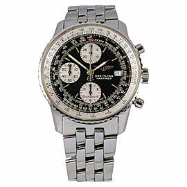 Breitling Navitimer II A13022 Stainless Steel 41.5mm Mens Watch