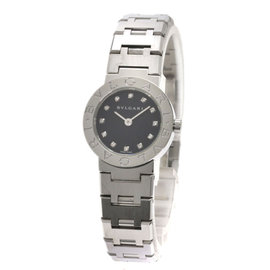 Bulgari Bvlgari BB23SS12 23mm Womens Watch
