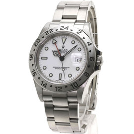 Rolex Explorer 2 16570T Stainless Steel 40mm Mens Watch