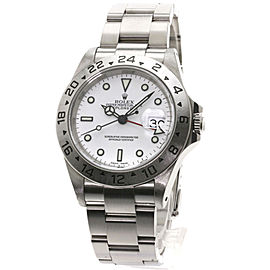 Rolex Explorer 2 16570 Stainless Steel Automatic 40mm Mens Watch