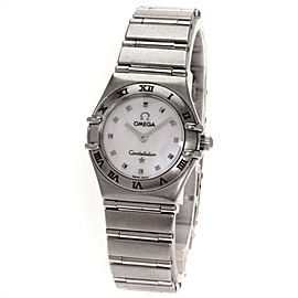 Omega Constellation My Choice 1561.71 Stainless Steel 21mm Womens Watch