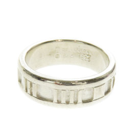 Tiffany & Co. 925 Sterling Silver Atlasta Rolling Ring Size 5.25